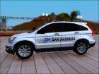 2011 Honda CRV Emergency Management для GTA San Andreas вид слева