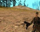 CS:GO Weapon pack для GTA San Andreas вид сбоку