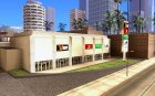 Новые текстуры All Saints General Hospital for GTA San Andreas top view
