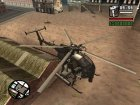 AH-6 Little Bird для GTA San Andreas