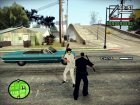 The Baseball Furies skin (The Warriors) для GTA San Andreas вид сверху