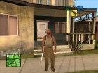 Max Payne 3 V2 для GTA San Andreas вид сзади слева