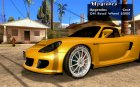 Wheels Pack NFSPS II для GTA San Andreas вид сбоку