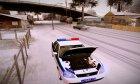 ВАЗ 2170 Приора, ДПС for GTA San Andreas inside view