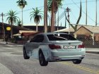 BMW 750i for GTA San Andreas rear-left view