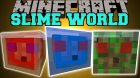 Slime Carnage (World) for Minecraft left view