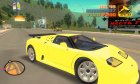 Bugatti EB110 SS 1992 for GTA 3 top view