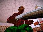 CJ 2014 (скин-презентация) для GTA San Andreas вид сверху