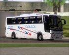 Busscar Elegance 340 Lasta Eurolines for GTA San Andreas left view