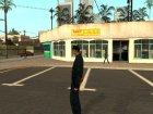 Полицейский из GTA 3 для GTA San Andreas вид слева