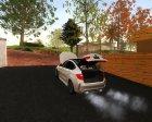 BMW X6M 2015 для GTA San Andreas вид изнутри