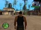 Майка Mirro's Edge for GTA San Andreas rear-left view
