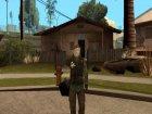 Left 4 Dead для GTA San Andreas вид изнутри