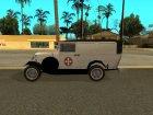 Bolt Ambulance из Mafia for GTA San Andreas top view