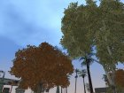 GTA 4 Vegetation