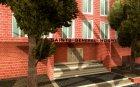 Новые текстуры госпиталя for GTA San Andreas left view