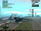 Bigger, Better Andromada mod для GTA San Andreas вид слева