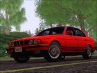 BMW 535i E34 1993 for GTA San Andreas inside view