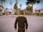 Will Smith Fresh Prince Of Bel Air v1 для GTA San Andreas вид сверху