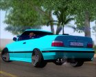 BMW 3-series Cabrio (DB 98 NAT) для GTA San Andreas вид сзади слева