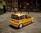 2004 Fiat Panda for GTA 4 left view
