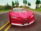 2018 Bugatti Chiron Sports for GTA San Andreas left view