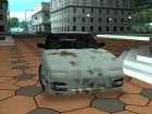 Nissan 240sx Rusty for GTA San Andreas left view
