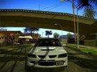 Mitsubishi Lancer GSR Evolution VIII 2003 for GTA San Andreas inside view