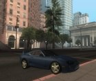 ENB from GTA IV come Back для GTA San Andreas вид слева