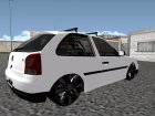 Volkswagen Gol G4 for GTA San Andreas rear-left view