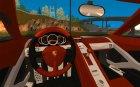 Porsche Carrera GT 2003 для GTA San Andreas вид сбоку