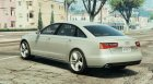 Audi A6 for GTA 5 left view