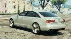 Audi A6 для GTA 5 вид слева
