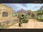 """Пак оружия с раскраской """"Азимов"""" для Counter-Strike 1.6 вид справа"""