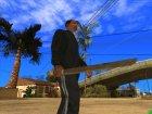 Катана (Постапокалипсис) для GTA San Andreas вид сверху