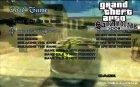 Видео меню gta4 drift для GTA San Andreas вид сверху