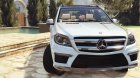 Mercedes-Benz GL63 AMG v1.2 for GTA 5 top view