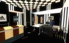Полная замена магазинов Binco на Adidas for GTA San Andreas right view