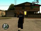 Пак бандитов из гетто для SA:MP для GTA San Andreas вид слева