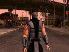 X Mortal Kombat Klassic Human Smoke