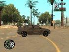 "Бронированная машина ""Kuruma"" из GTA V for GTA San Andreas top view"