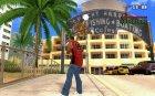 Топор из Devil May Cry 4 для GTA San Andreas вид сверху