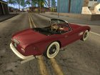 BMW 507 1959 Stock for GTA San Andreas rear-left view
