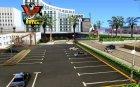 Новые текстуры для отеля V-Rock для GTA San Andreas вид сверху
