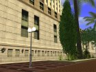 Здание Мэрии (City Hall) в стиле GTA V для GTA San Andreas вид сзади