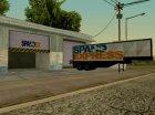 Hauler GTA SA Style для GTA San Andreas вид изнутри