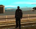 SAPA HQ Skin для GTA San Andreas вид сзади слева