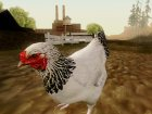 Chicken From Homefront для GTA San Andreas вид изнутри