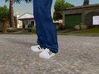 Кроссовки Adidas for GTA San Andreas inside view