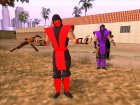 Mortal Kombat Ninjas for GTA San Andreas inside view